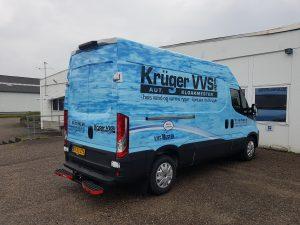 Wrapping til Krüger VVS