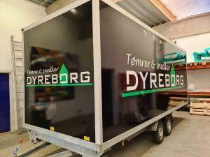 Wrapping til Dyreborg