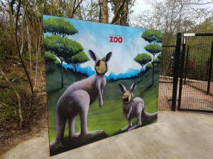 Tryk fra Megatryk til Odense Zoo